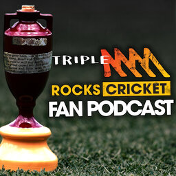 Smith only made 80, Australia's top order misfires AGAIN & Jofra puts England in control - Triple M Cricket Fan Podcast - September 14, 2019