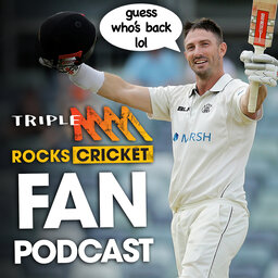 Bloody Shaun Marsh, Starcy's back, The Oil Rig & Our Top Order Picks - Triple M Cricket Fan Podcast - October 22, 2019