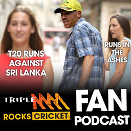 Warner's ton, Aussies dominate, Marsh Cup chaos & Cameron Boyce - Triple M Cricket Fan Podcast - October 28, 2019