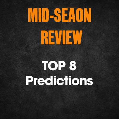 The Triple M Saturday NRL Team Review Their Top Eight Predictions
