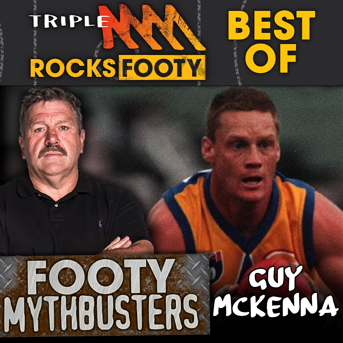 Footy Mythbusters: Guy McKenna