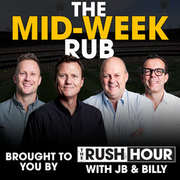 Midweek Rub - why Jaidyn Stephenson is allowed to play VFL this weekend, SA footy, delayed concussion