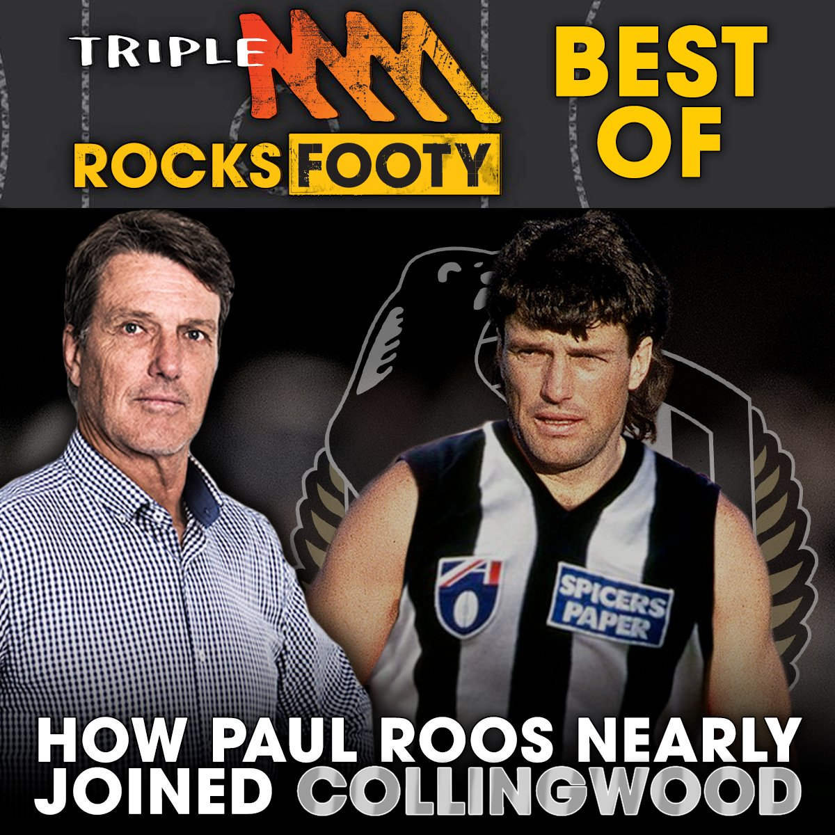 Paul Roos' Incredible Story About How He Nearly Joined Collingwood