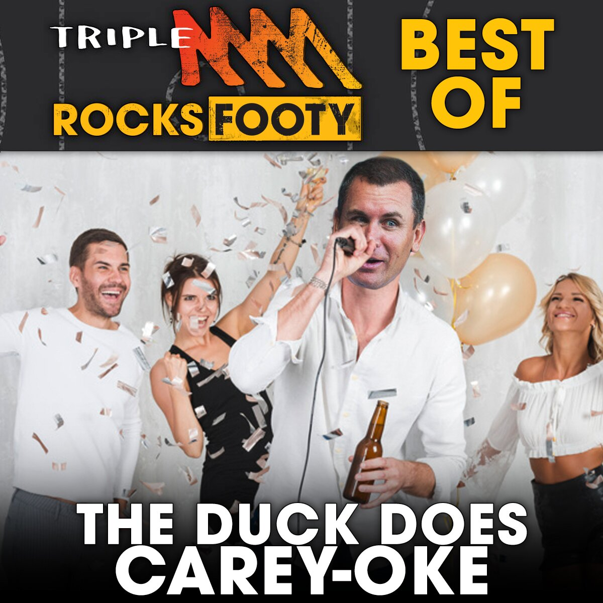 BT's secret audio of Duck singing karaoke