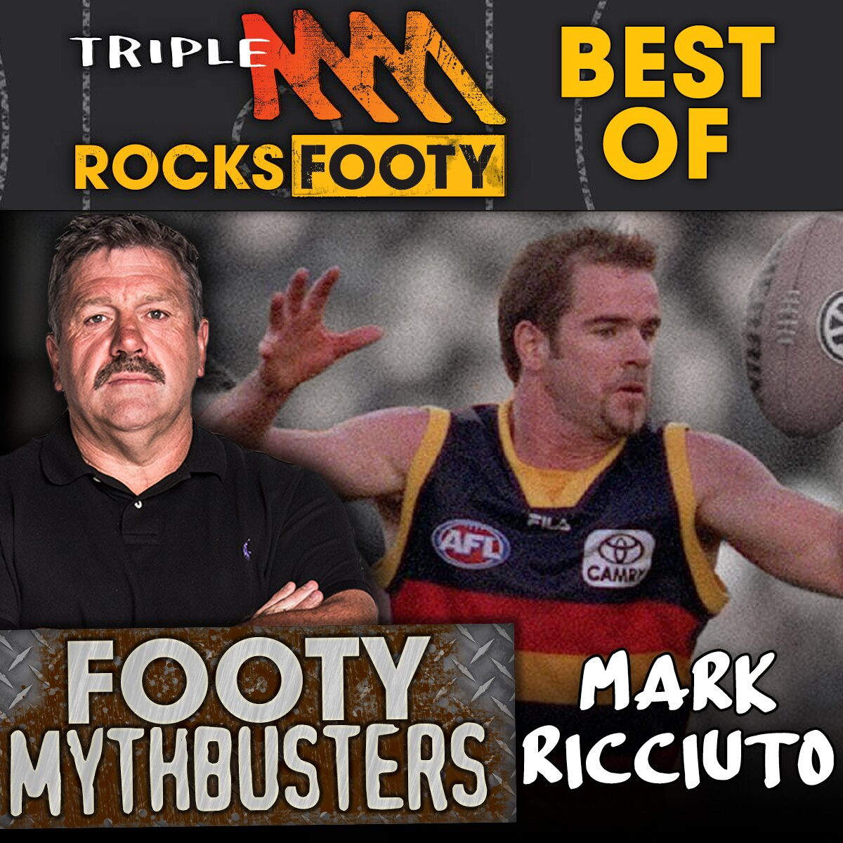 Footy Mythbusters: Mark Ricciuto