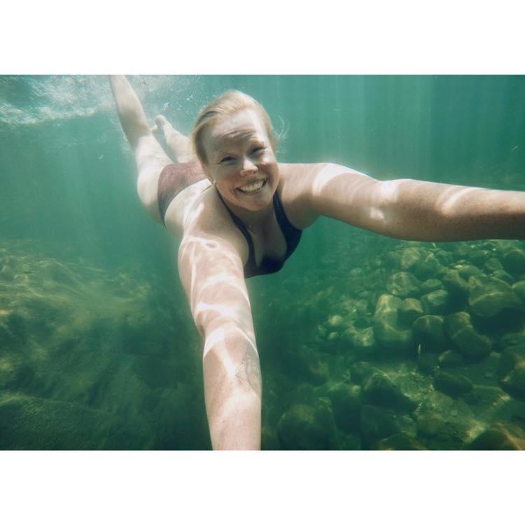 Hannah Wilson #MyMackay Winner / The Steve Irwin Sea Sheppard Is In Mackay & The Whitsundays
