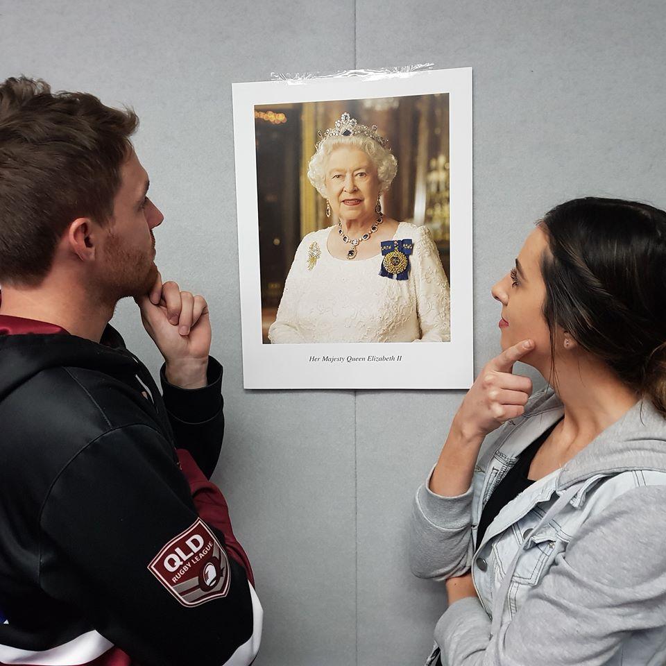 Free Queen Portraits - George Christensen / Car Giveaway / Women In League Round - Dr Anne Butcher