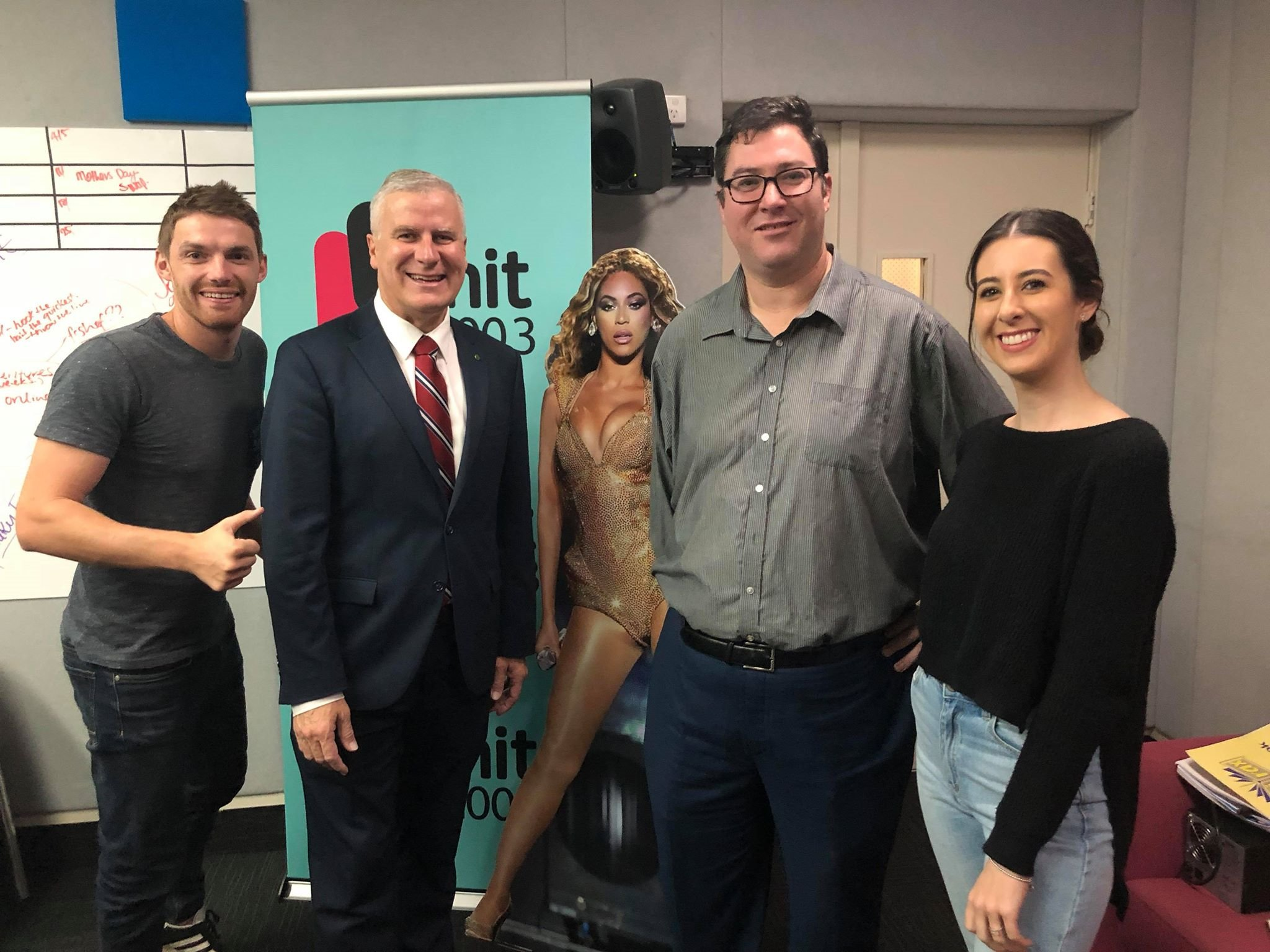 Deputy PM Michael McCormack & George Christensen Discuss Put A Ring Road On It