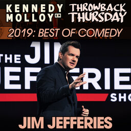 Jim Jefferies Talks His New NBC Show, Paul Hogan And Taking The Piss Out Of US Healthcare