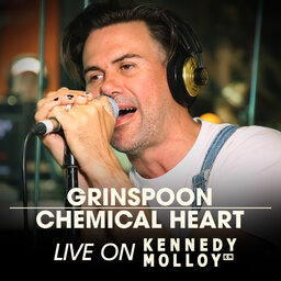 Grinspoon - Chemical Heart (Live On Kennedy Molloy!)