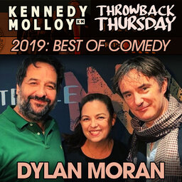Dylan Moran On Touring, Brexit And Cutting This Whole Numbers Shit Out