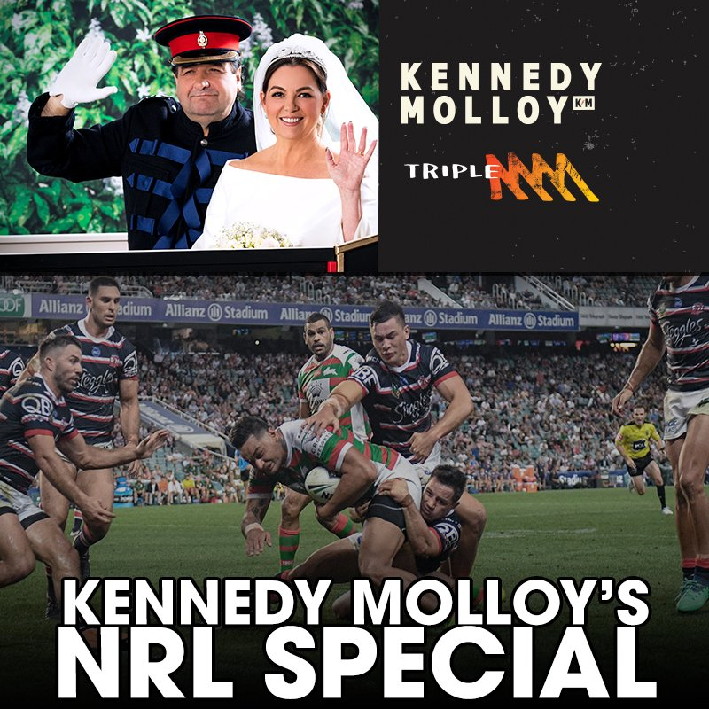 Kennedy Molloy rocks the NRL Prelim Finals! A special show all about the Storm vs Sharks and Roosters vs Rabbitohs finals.