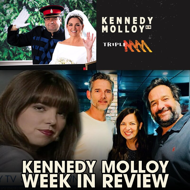 Kennedy Molloy's Week In Review: February 18-22
