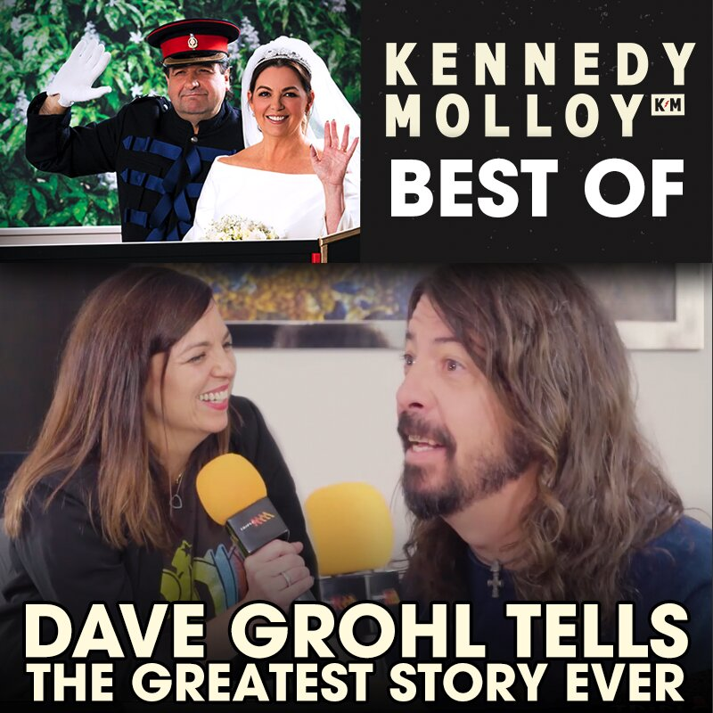Dave Grohl Tells Jane The Greatest Story Ever