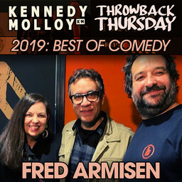 Fred Armisen Does A Bunch Of Impressions, Chats His Favourite Aussie Music And Saturday Night Live