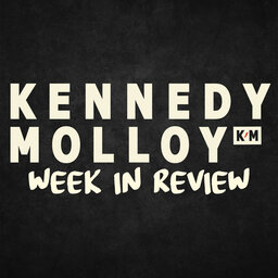 Mick's Under Attack, Ross Noble's Frank Walker Biopic, Dylan Lewis & Pat Cummins - Kennedy Molloy's Week In Review - November 25-29, 2019