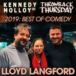Lloyd Langford On Holding Hands, HYBPA And The One Problem With HisWelsh Flag