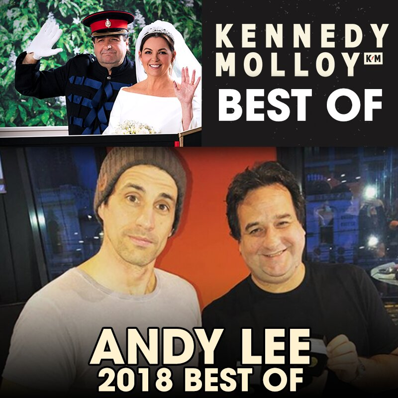 Best Of Andy Lee On Kennedy Molloy