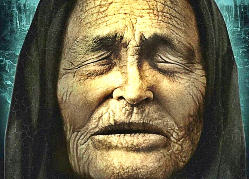 Mandy & Akmal - Blind mystic Baba Vanga's 2019 predictions have been released | Who do you want to flip the bird to? | From death cover-ups to lizard people, the Internet can't get enough of conspiracy theories
