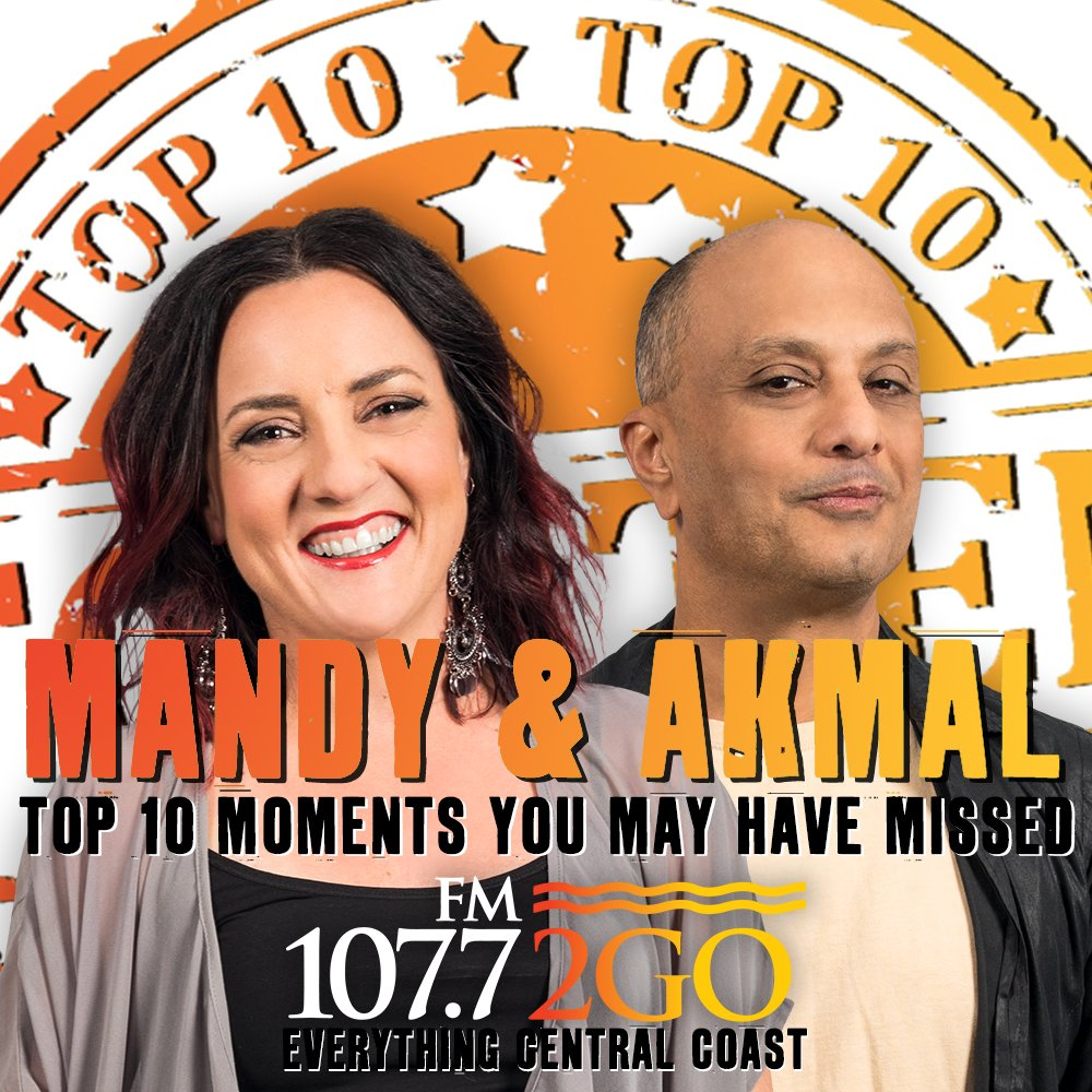 Mandy & Akmal's Top Ten Moments You May Have Missed - Episode 6