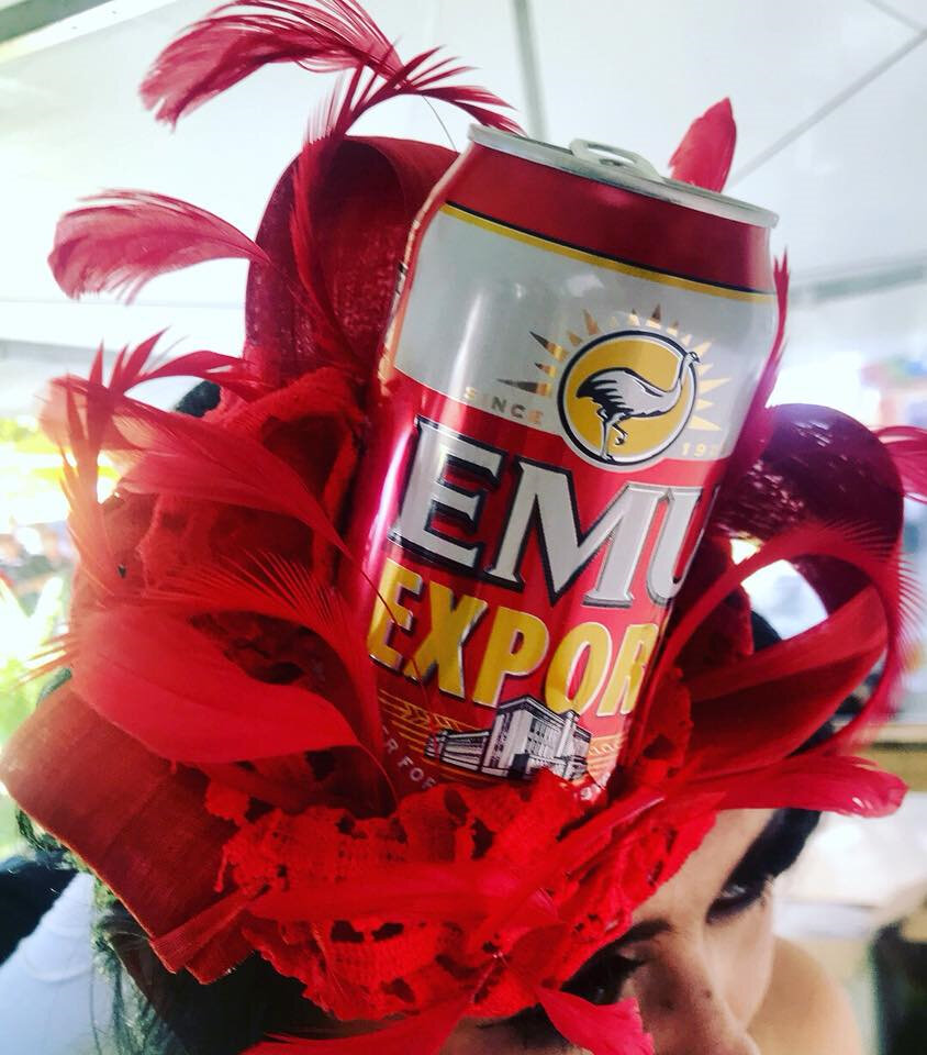 The EMU EXPORT FASCINATOR - TINDER MAKE-OVER