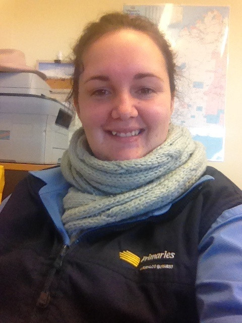 Hayley Helps the RFDS with Dry July