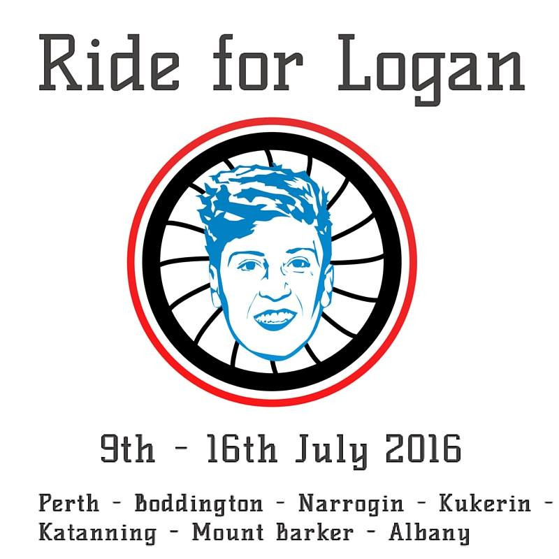 Ride for Logan starts this Weekend