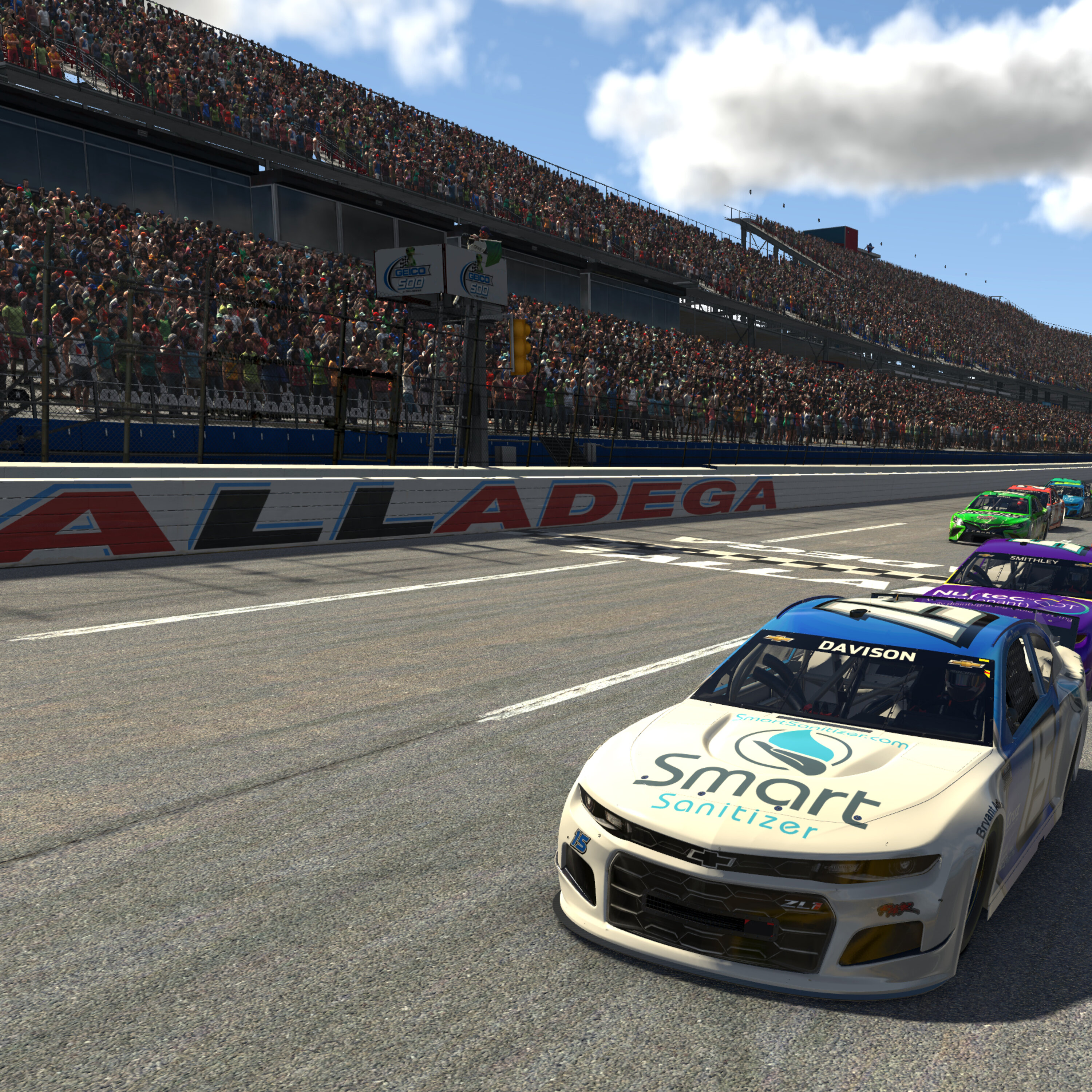 Talking iRacing with Steve Myers and TJ Majors Won't Stop Calling Us #NASCAR