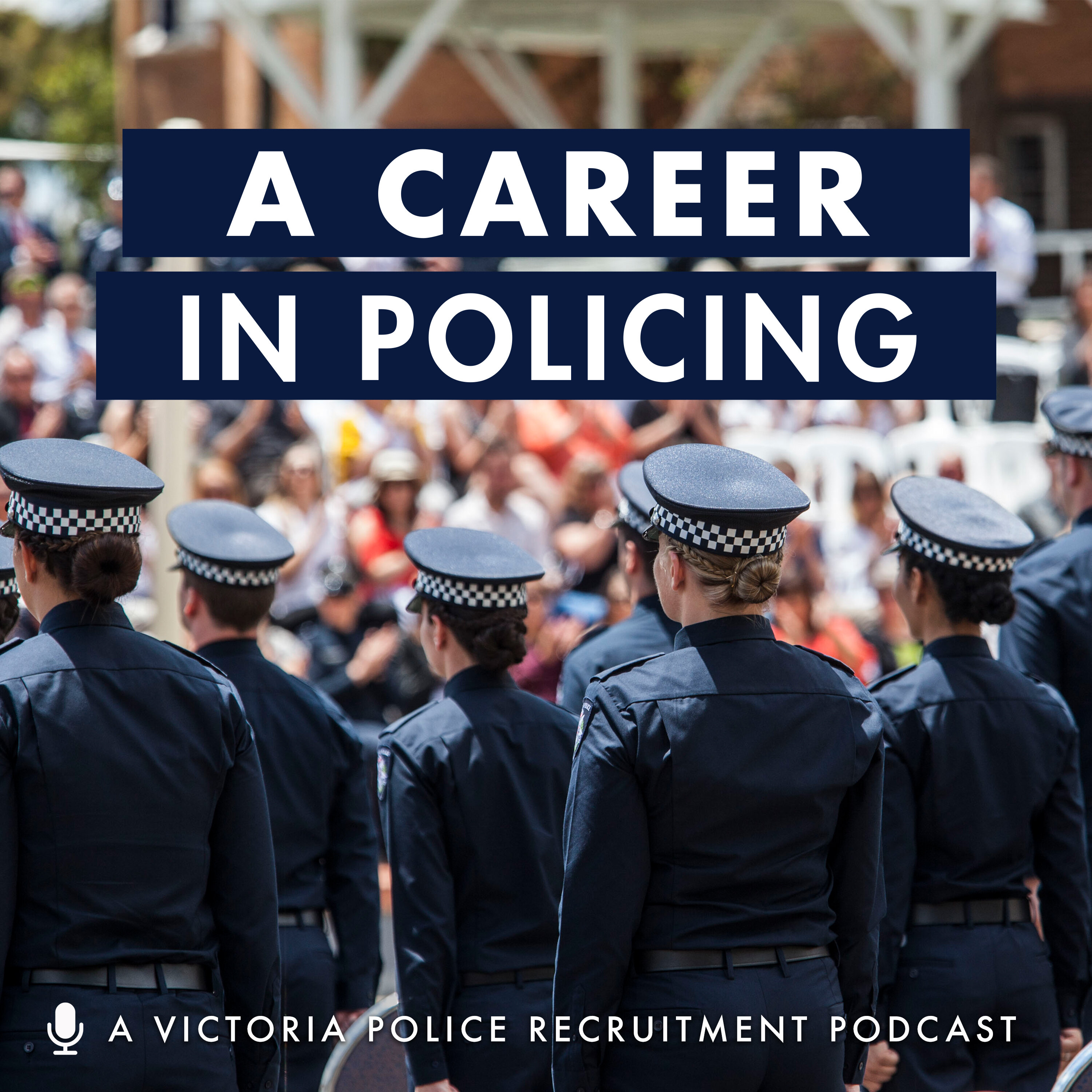 Ep 07: Diversity at Victoria Police