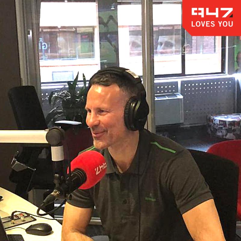 Greg & Lucky interview the legendary Ryan Giggs ahead of the Heineken Champions League trophy tour!