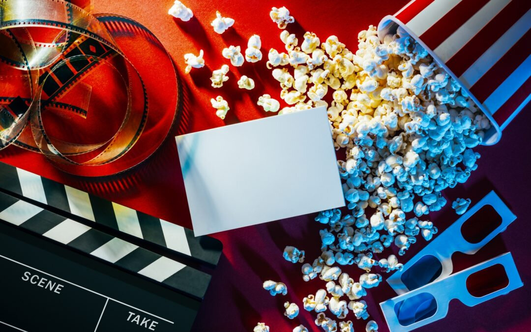 Entertainment feature: hottest movies, series & podcasts