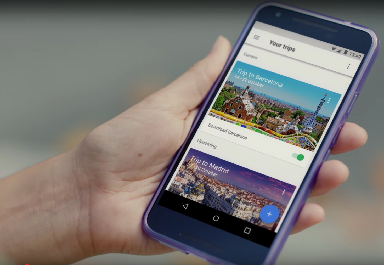 Travel feature: using technology & Google during your travels