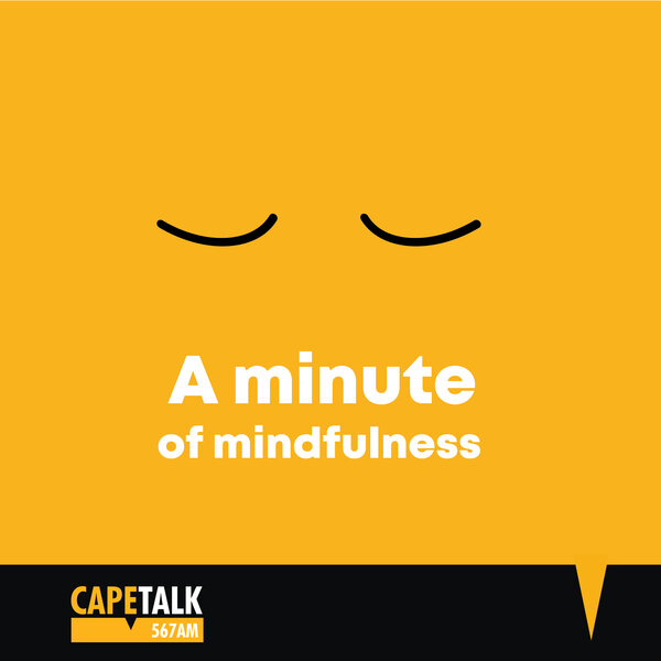 Minute of Mindfulness with Dominique Beaumont