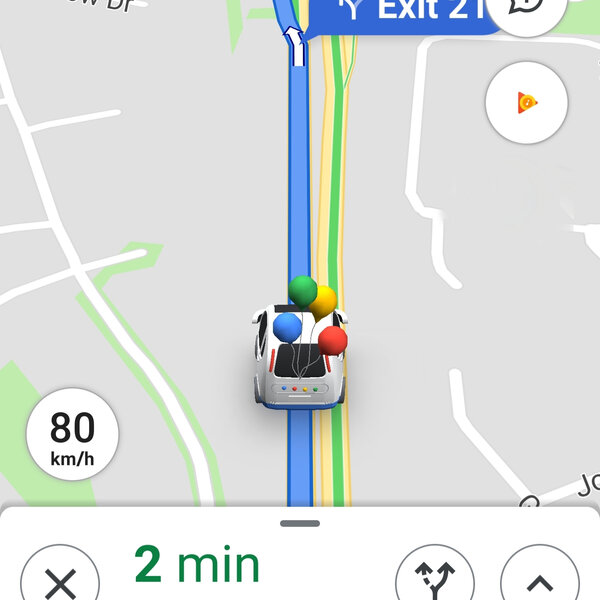 Finding your way after 15 years with Google Maps