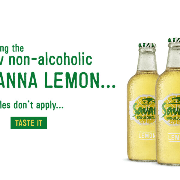 Non-alcoholic Savanna? That breaks all the rules!