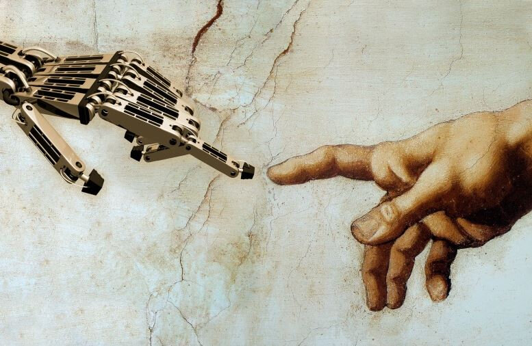 Robots made in our image are requiring less and less human intervention to learn