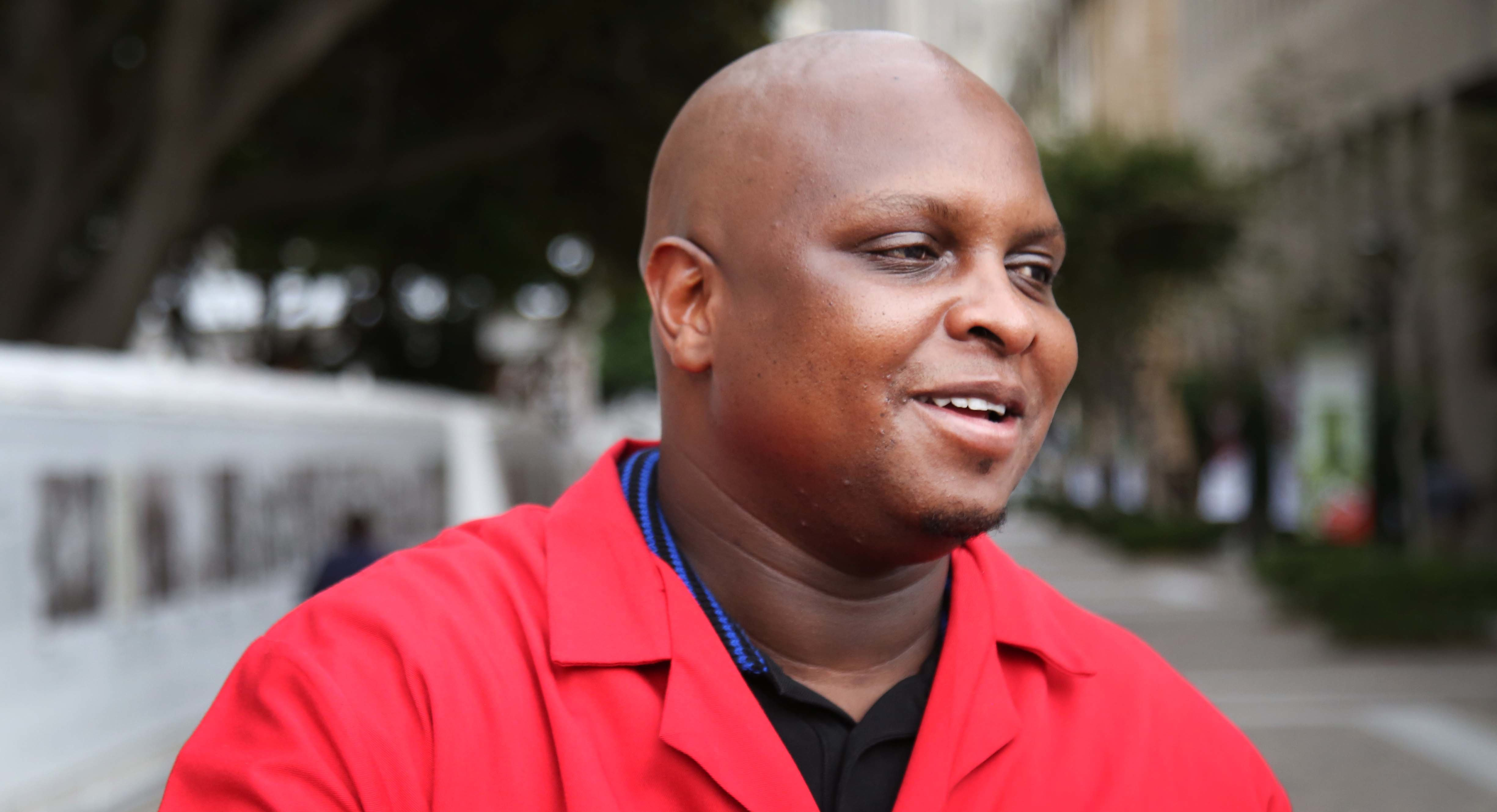 'Floyd Shivambu shouting outside against Gordhan is Politics of Distraction'