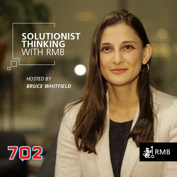 Solutionist Thinking Ep 4 - Tashmia Ismael