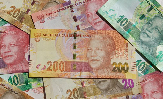 Why the rand is so strong