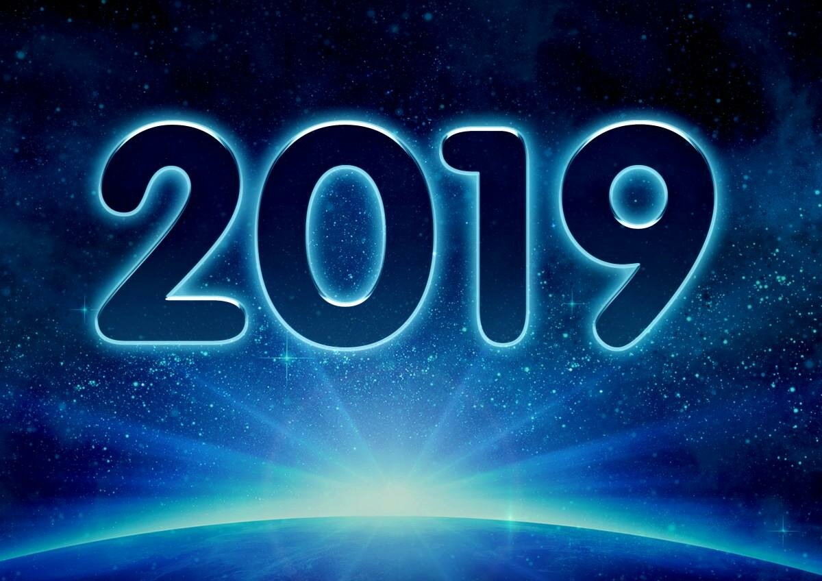 Back to the future! Here's what's in store for 2019...