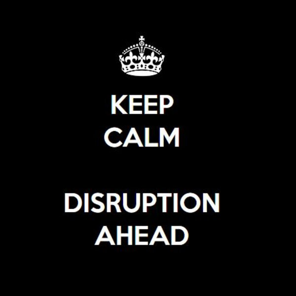 Peak disruption - is the internet revolution almost over?