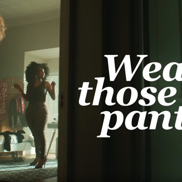 [WATCH] Lovely '1st for Women' TV advert makes you want to 'get out there'