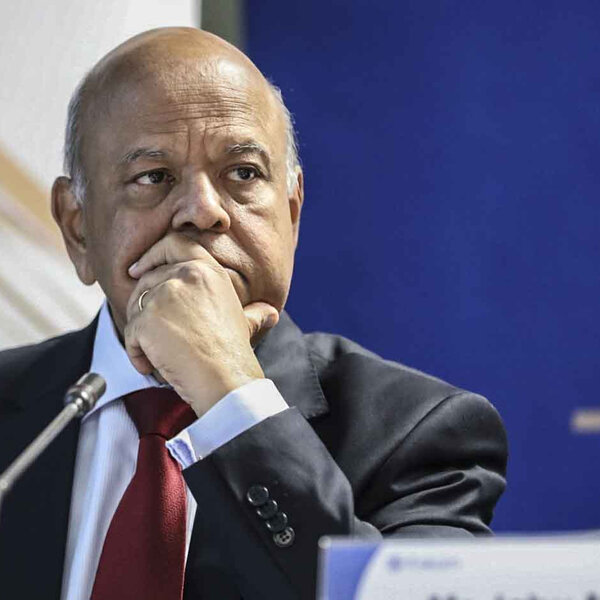 Should Pravin Gordhan get more power?