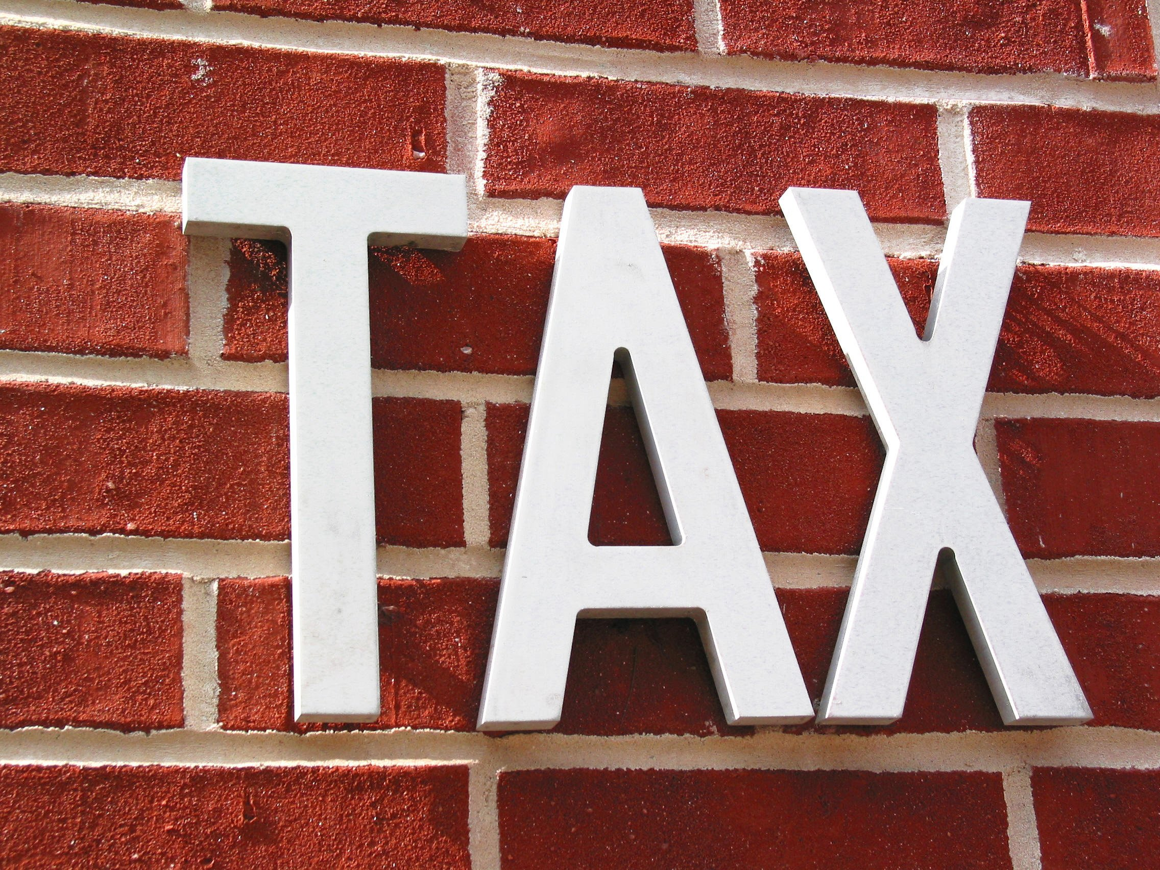 Technology disrupted tax income, but nobody escapes taxes