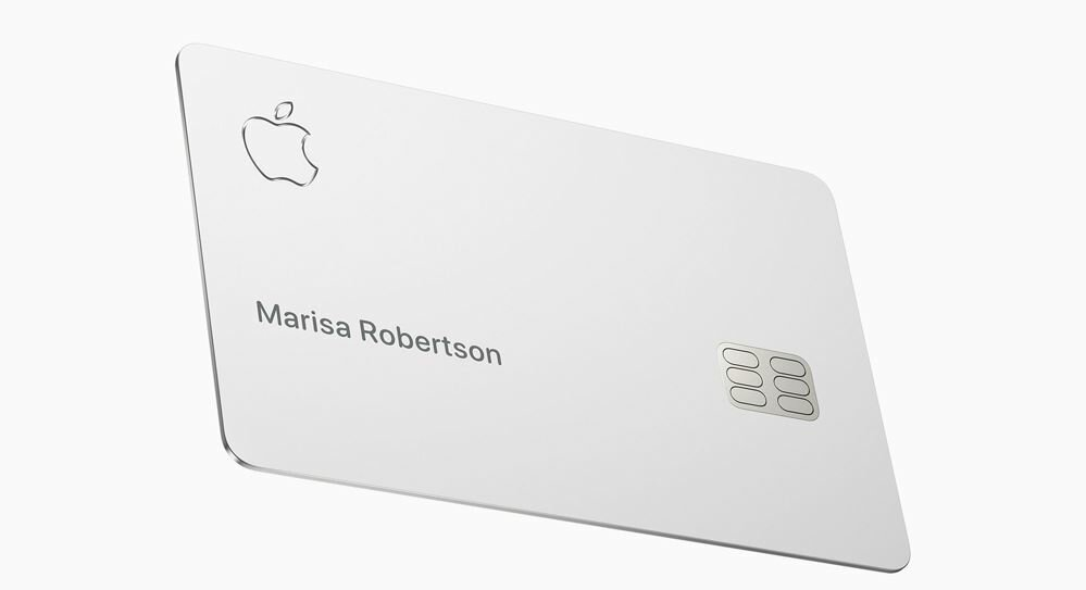 Apple launches 'Apple Card', a credit card with zero fees and low interest rates