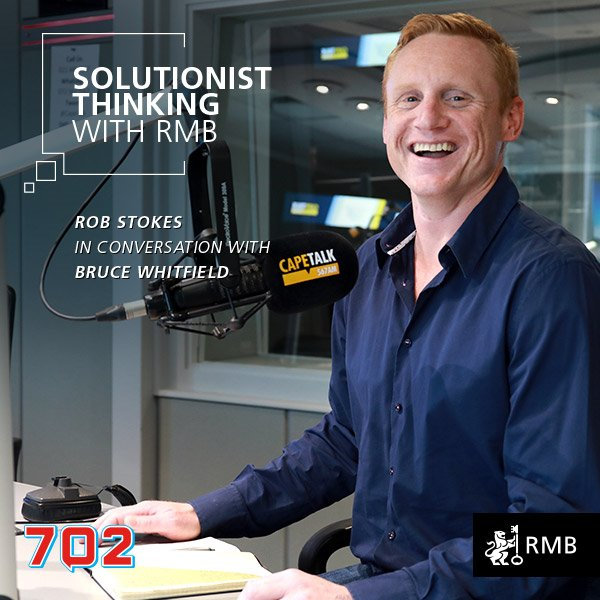 Solutionist Thinking Ep 12 - Rob Stokes