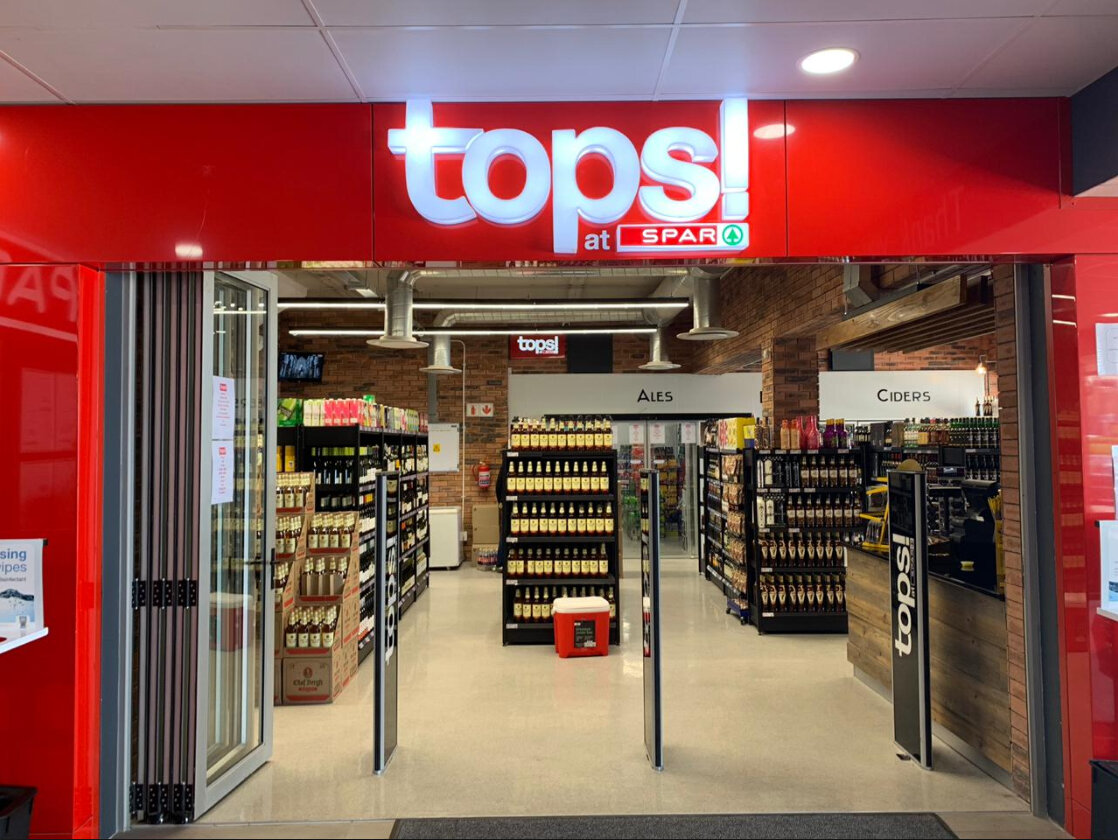 Sales at Spar's Tops stores skyrocket 19.3% despite the weak economy