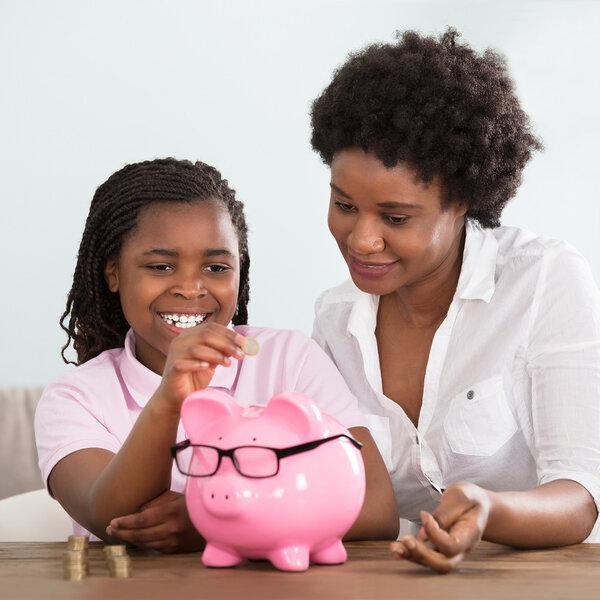 Schools don't teach personal finance - how to raise a future millionaire