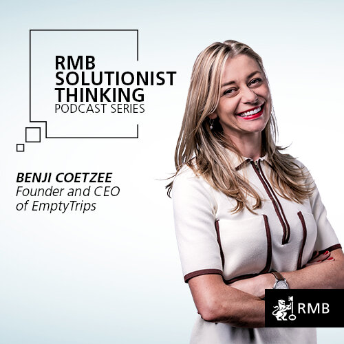 RMB Solutionist Thinking - Benji Coetzee