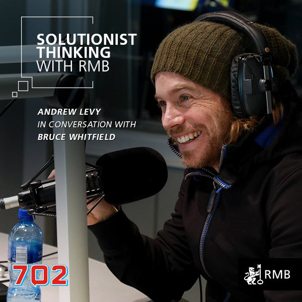 Solutionist Thinking Ep 13 - Andrew Levy